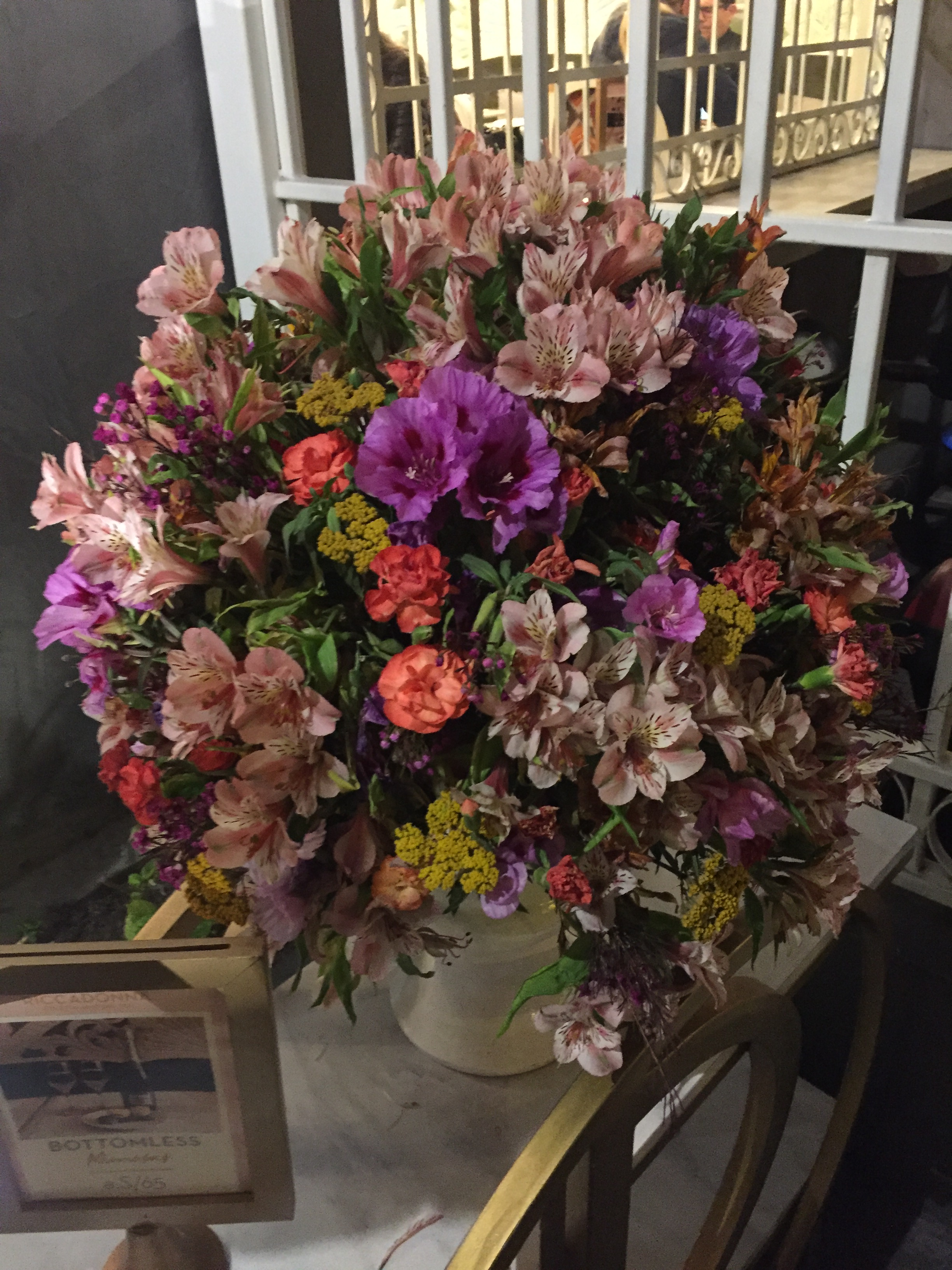 Picture of flower bouquet